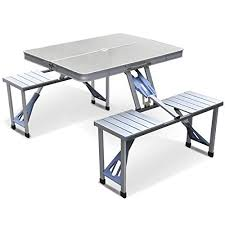 Collapsible Picnic Table Top 21 For Best Portable Folding Picnic Table