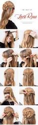 41 diy cool easy hairstyles that real people can actually do at
