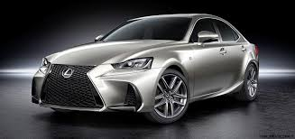 lexus sport plus 2017 price 2017 lexus is preview new noses wilder f sport upgrades and