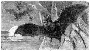 free halloween graphic antique images free halloween graphic vintage vampire bat with