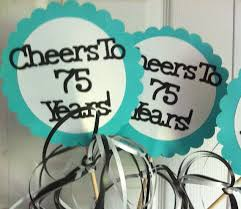 Favors For 75th Birthday by Best 25 70th Birthday Decorations Ideas On 70th