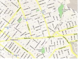 Queens Neighborhood Map Prahl Family Tour 2008