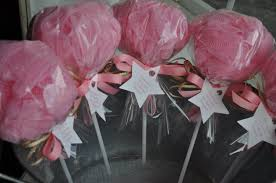 twinkle twinkle little star pink and gold baby shower favor