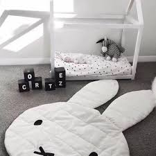aliexpress com buy new arrival lovely rabbit playmat blanket