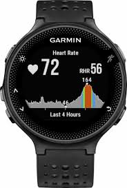 black friday garmin forerunner garmin forerunner 235 gps running watch black 010 03717 54 best buy