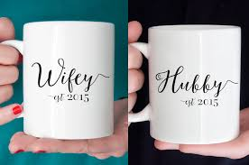 wedding gift mugs wedding morning gifts for