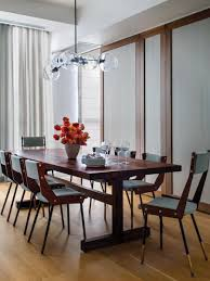 Dining Room Modern Mid Century Modern Dining Room Furniture Wooden Laminate Flooring