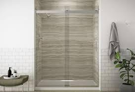 shower terrific lowes dreamline sliding shower doors hypnotizing