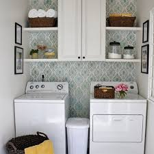 Small Storage Room Design - 20 small laundry room ideas