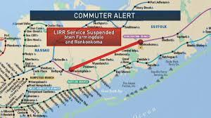 Lirr Train Map Lirr Service Restored To Ronkonkoma Branch After Broken Rail