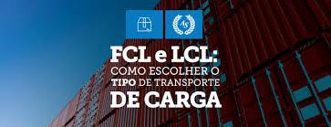 lcl si e e lcl como escolher o tipo de transporte de carga