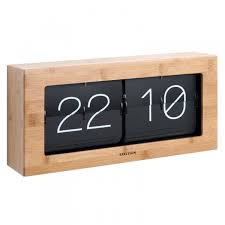 Cool Desk Clock by Home Office Accessories Funky Office Stationary
