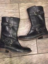 s ugg australia noira boots usa ugg australia s motorcycle us size 7 ebay