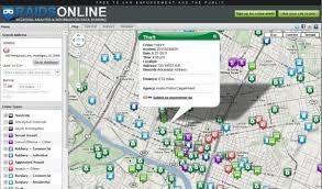 Crime Maps Austin Kriminalität Karte Crime Map Austin Texas Usa