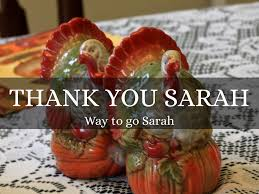 when was thanksgiving made a national holiday thank you sarah by trinity soares