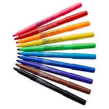 mr sketch scented stix markers fine tip 12ct multicolor target