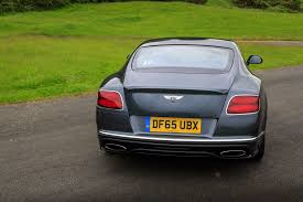 bentley 2016 bentley continental gt 2016 review 626 bhp and 820 nm of torque