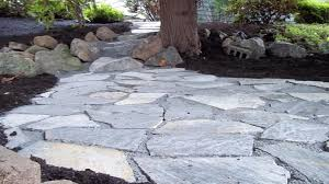 slate patio walkways flagstone contractor flagstone steps