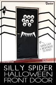 Halloween Classroom Door Decorating Ideas by 32 Spider Classroom Door Decoration Ideas Halloween Door