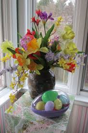 a look at my easter 2017 decorations here at whimsey hill house