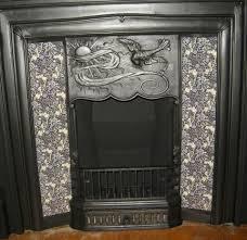 william morris seaweed arts u0026 crafts tile set art nouveau william