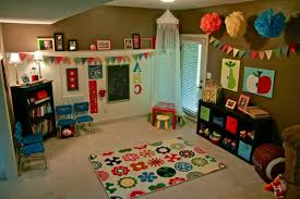 Kids Playroom Rugs by Bedroom Flower Patterned Cool Kids Rugs With Two Wooden Shelves