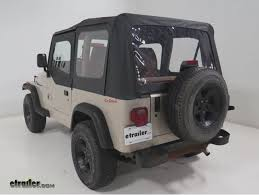 1995 jeep wrangler top rage complete jeep top kit installation 1995 jeep