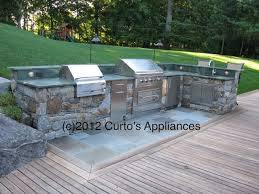 patio grill outdoor kitchen with capital outdoor grill lynx and liebherr