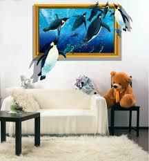 online get cheap window decorations penguin aliexpress com