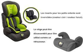 siege auto 4 ans et plus kinderkraft siège auto évolutif comfort up gr 123 9 à 36kg vert