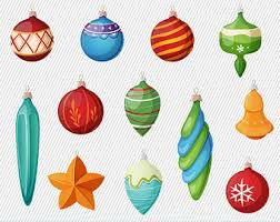 tree ornaments clipart clipart collection free