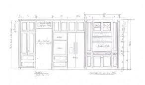 hauteur meuble haut cuisine rapport plan travail hauteur standard plan de travail cuisine une cuisine am nag