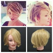 why kaley cucoo cut her hair kaley cuoco inspired new haircut youtube