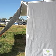 Caravan Awnings For Sale Ebay Coast Caravan Privacy Screen End Wall Side Sunscreen Sun Shade