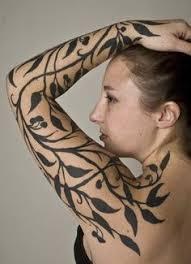 black tree tattoo on whole body tattoos pinterest black tree