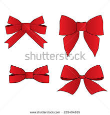 bows and ribbons set gift bows ribbons stock vector 229494655