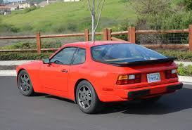 1988 porsche 944 turbo for sale 47k mile 1988 porsche 944 turbo for sale on bat auctions sold