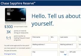 chase 5 24 warning on chase sapphire reserve application travelsort