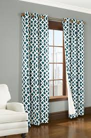 Coral And Turquoise Curtains Curtain Turquoise Blackout Curtains Teal And Brown Curtains