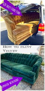 Fabric Upholstery Repair Kit Reviews How To Paint Upholstery Keep The Soft Texture Of The Fabric Even