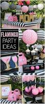 22 best party theme flamingo images on pinterest pink