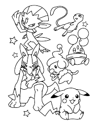 lucario pokemon color images pokemon images