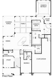 David Weekly Floor Plans The Windson Located In Cinco Ranch 55 Patios David Weekley Homes