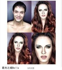 amazing makeup by paolo ballesteros