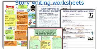 english teaching worksheets story writing