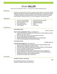 resume exles for assistant best accounting assistant resume exle livecareer