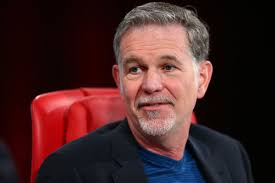 netflix ceo reed hastings says people will still go to theaters