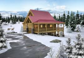 small timber frame home plans designs
