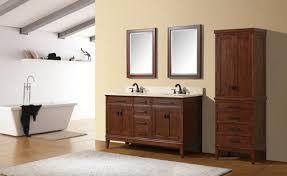 Bathroom Vanities At Menards by Azzuri Hudson 60