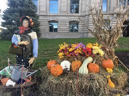 Winter Garden Courthouse - squarecrows danville celebrates their 10th annual scarecrow